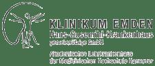 Logo des Klinikum Emden